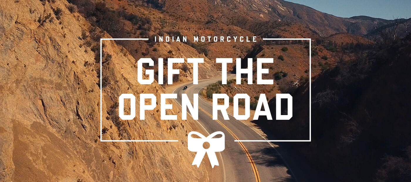 Gift the open road